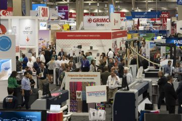 Printing United 2019 in Dallas, Texas